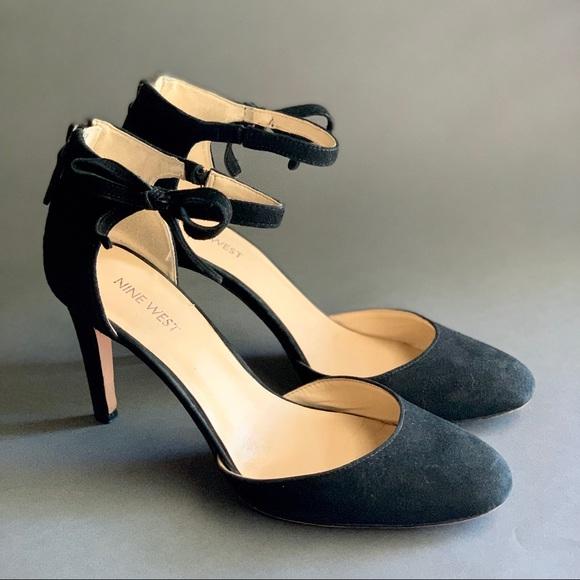 Nine West Shoes   Nine West Black Suede